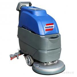 超市保洁用全自动洗地机|商场地面清洗电动电瓶式洗地清洁设备