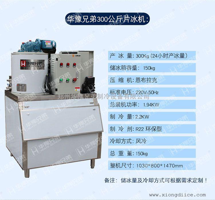 火锅店专用片冰机 200公斤片冰机 300公斤片冰机
