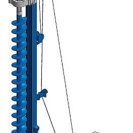 旋挖钻机改装CFA工法