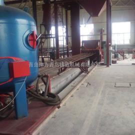 钢管抛丸机青岛铸造机械.钢管内壁抛丸机钢管内壁喷砂清理机