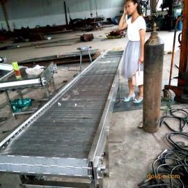 烘干机链板 食品链板输送带 不锈钢耐高温链板 冲孔链板