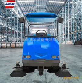 工厂车间扫地机 陕西西安电瓶电动扫地车清扫车