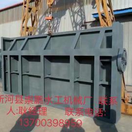 湖北武汉弧形钢闸门厂家,崇鹏弧形钢闸门最新报价优惠