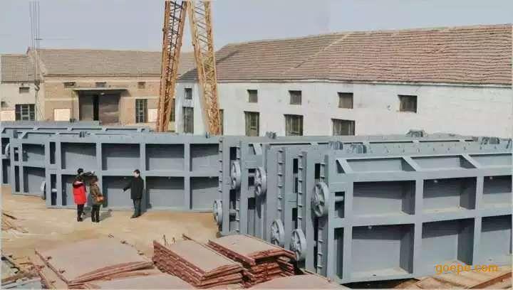 钢制闸门厂家