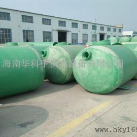 海南农村生态玻璃钢化粪池