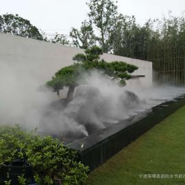 滁州景观造雾设备-防堵景观造雾系统-嘉鹏景区园林工程