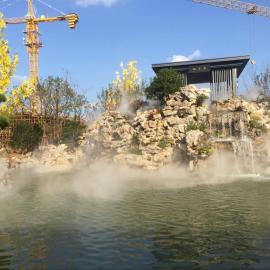 六盘水人造雾系统-六盘水园林人造雾-六盘水景观人造雾