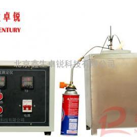 DW-06型点着温度测试仪GB4610-2008塑料热空气炉法点着温度测定