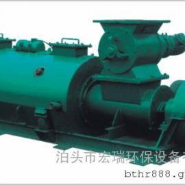 加长双轴粉尘加湿机型号|粉尘加湿搅拌机厂家定做加湿机型号规格