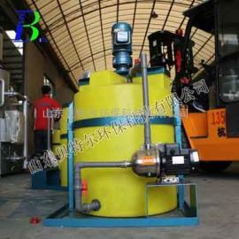 全自动加药装置、投药设备、贝特尔环保科技