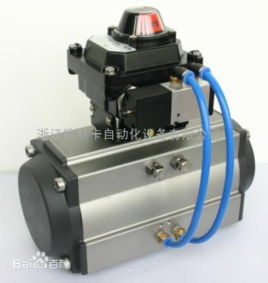 欧斯卡AT75铝气动执行器