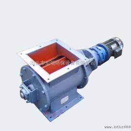 山东YJD-A型卸料装置 方口法兰星型卸料器厂家 卸灰阀卸料设备