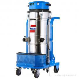工厂粉尘工业吸尘器/车间粉末工业吸尘器/大功率尘土灰尘吸尘器