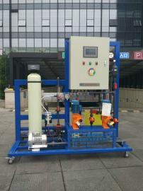 全自动次氯酸钠发生器/全自动水厂加药消毒设备