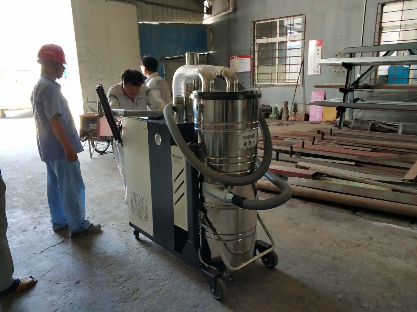 工业用布袋吸尘器车间工厂吸灰尘强力吸尘机
