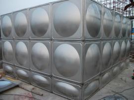 304不锈钢消防水箱 型号5*5*2