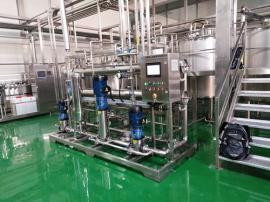 纳滤膜分离设备应用于海带多糖溶液脱水浓缩