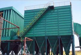 生产LFEF系列烘干机玻纤袋除尘器