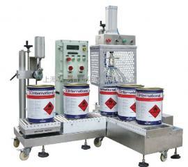 溶剂、油漆、树脂防爆化工灌装机