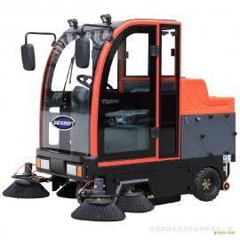 电动扫地车 电瓶清扫车 物业保洁工厂车间清洁设备 捷恩品牌