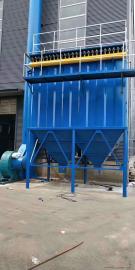 96袋单机布袋除尘器 回转窑布袋除尘器密封防爆装置设计方案