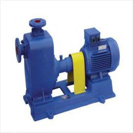 自吸排污水泵 无阻塞污水泵 ZW卧式自吸泵 河水自吸污水泵