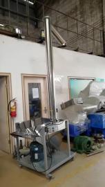 粉末颗粒螺旋提升机 管式螺旋上料机