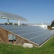 林区防火监控太阳能供电系统