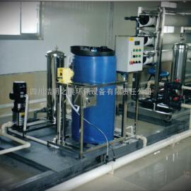 50吨反渗透纯水设备(四川水处理设备)