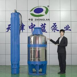 中蓝矿用多级潜水泵