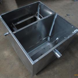 无动力油水分离器|餐厨隔油池
