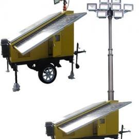 矿业专用太阳能发电照明灯塔