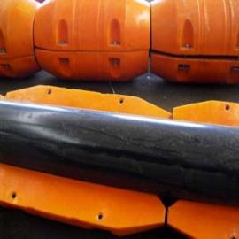 挖沙船抽沙管,聚乙烯管抽沙浮体