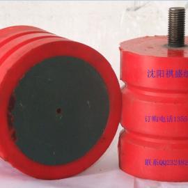 聚氨酯缓冲器JHQ-A-9沈阳祺盛缓冲器125*160