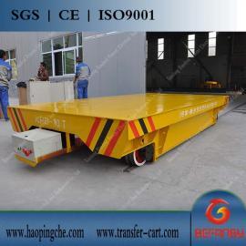 天津附近有生产电动轨道过跨地爬平板车的吗?