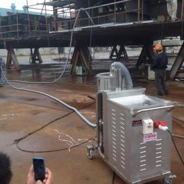 三相电大功率工业吸尘器 380V工业吸尘器拓威克TK100/40