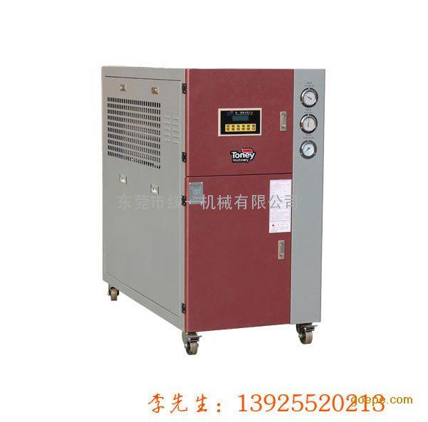 工业冷水机高压压力过高的原因