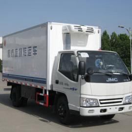 国四1.5吨江铃废物收集运输车