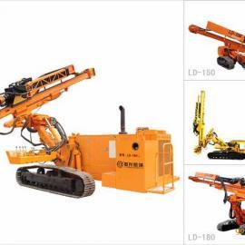凿岩钻机 履带式凿岩钻机 凿岩钻车-恒兴履带式潜孔钻机