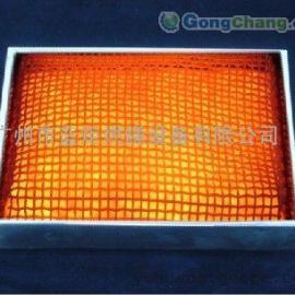玻璃辊道窑退火专用燃气红外线燃烧器
