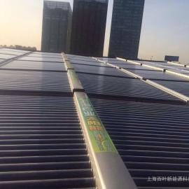 莘庄地铁上盖项目太阳能热水系统