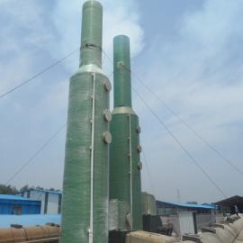橡胶车间硫化废气吸附装置/硫化罐净化吸收塔参数
