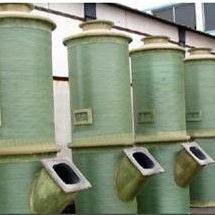 玻璃钢脱硫除尘器  厂家直销   技术说明