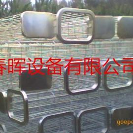 武汉60*90*4梯形骨架扁骨架的制作