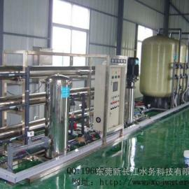 供应1T/h反渗透纯水设备|定制反渗透设备厂家