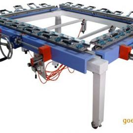 A5半自动手摇式张网机/拉网机厂家