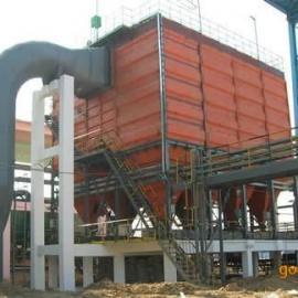 100吨锅炉布袋除尘器