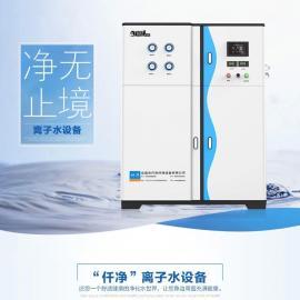 EA系列去离子水机一体化设备 500L小型EDI纯水设备
