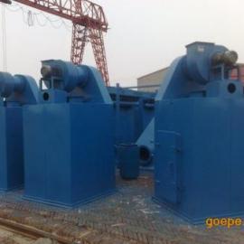 水泥厂处理PL单机袋式除尘器铸造厂自产自销PL型单机除尘器