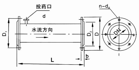 静态管式混合器